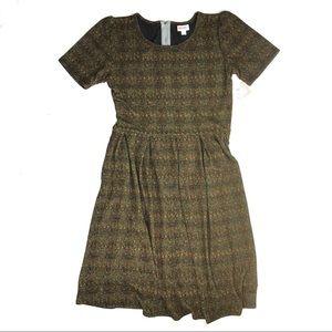 LuLaRoe Amelia 2XL Dress NWT